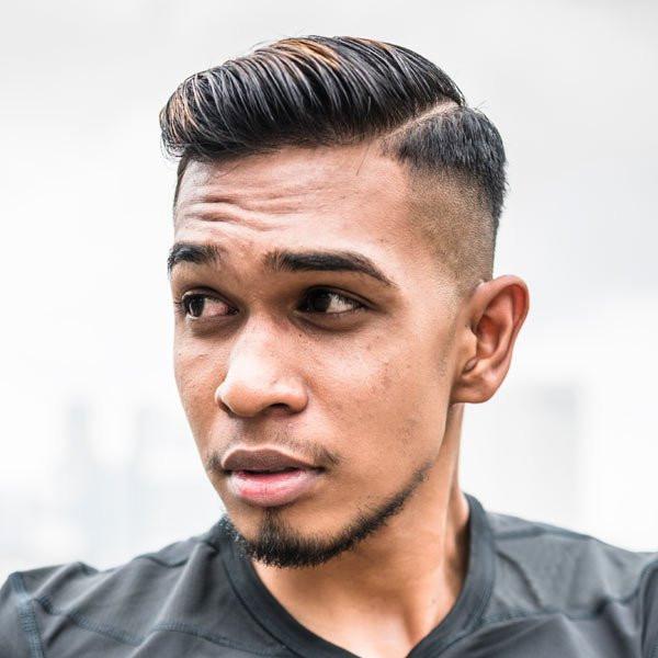 Hairstyle Undercut  30 Tren st Undercut Hairstyles For Men