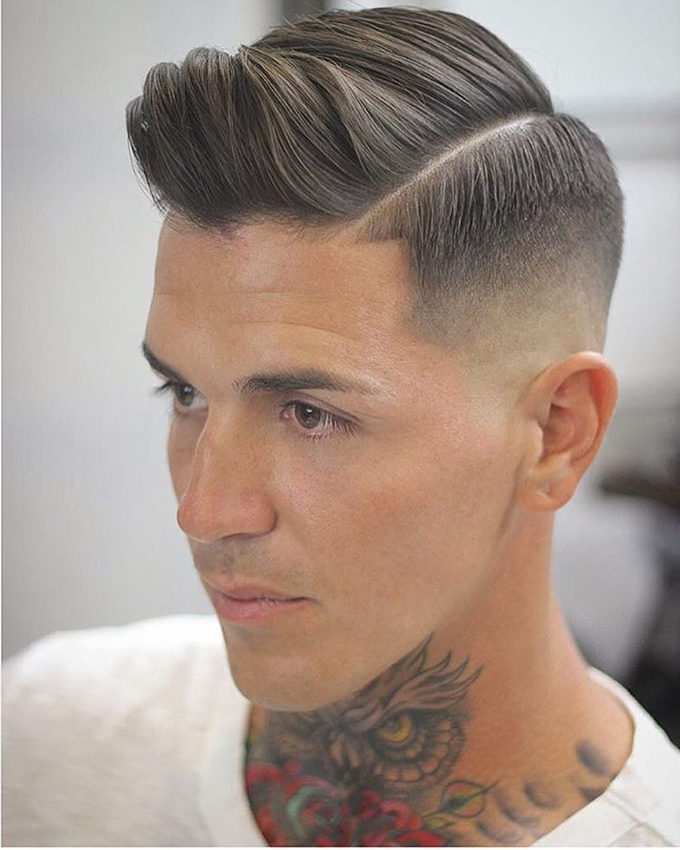 Hairstyle Undercut  What is a Disconnected Undercut How to Cut and How to