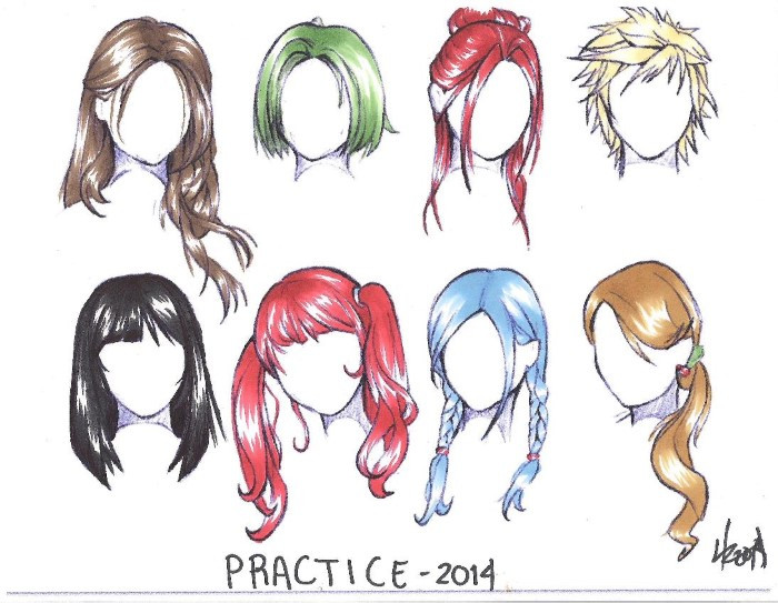 Hairstyles Anime  Want Hair Like Your Favorite Anime Character Here's Where