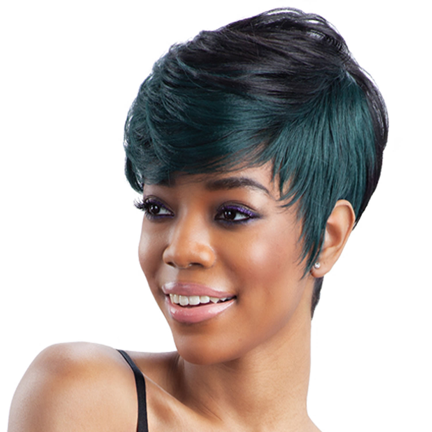 Hairstyles Black Women  2018 Short Haircuts for Black Women – 57 Pixie Short Black