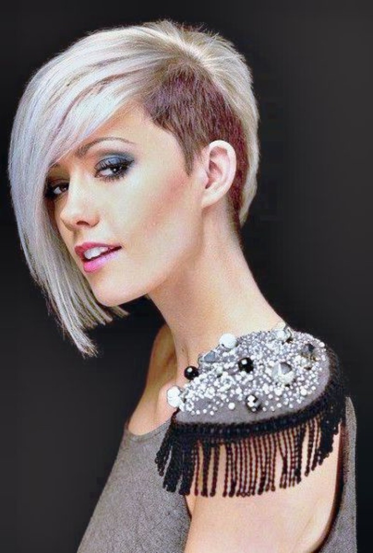 Hairstyles Female  20 Shaved Hairstyles For Women The Xerxes