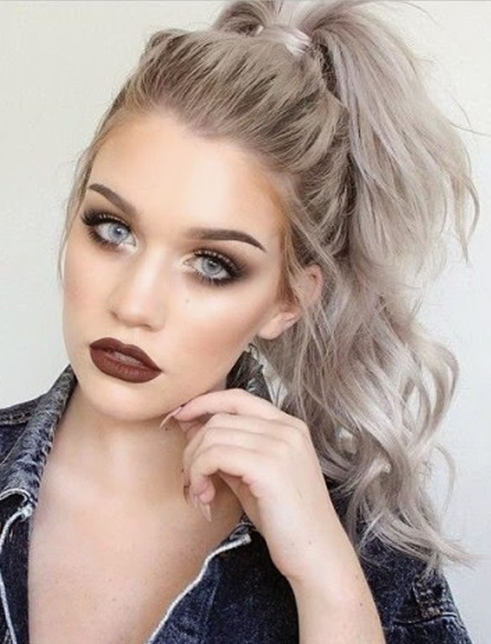 Hairstyles Female  Womens Hairstyles for Fall Winter 2017 2018