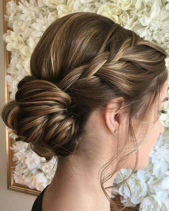 Hairstyles For Bridesmaids 2019  Latest Party Hairstyles Tutorial Step by Step 2018 2019