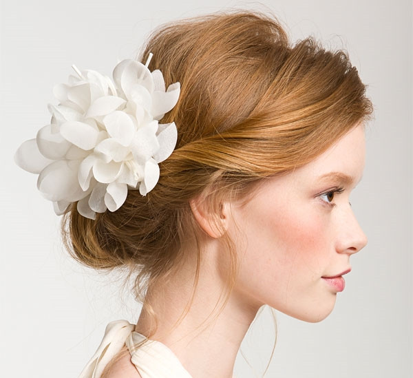 Hairstyles For Bridesmaids 2019  Wedding Hair Accessories For Bridesmaids 2019