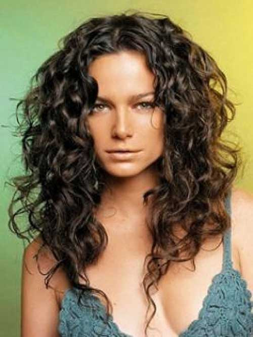 Hairstyles For Curly Thick Hair  20 Best Haircuts for Thick Curly Hair