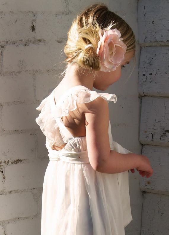 Hairstyles For Flower Girls  Adorable Hairstyles for Flower Girls