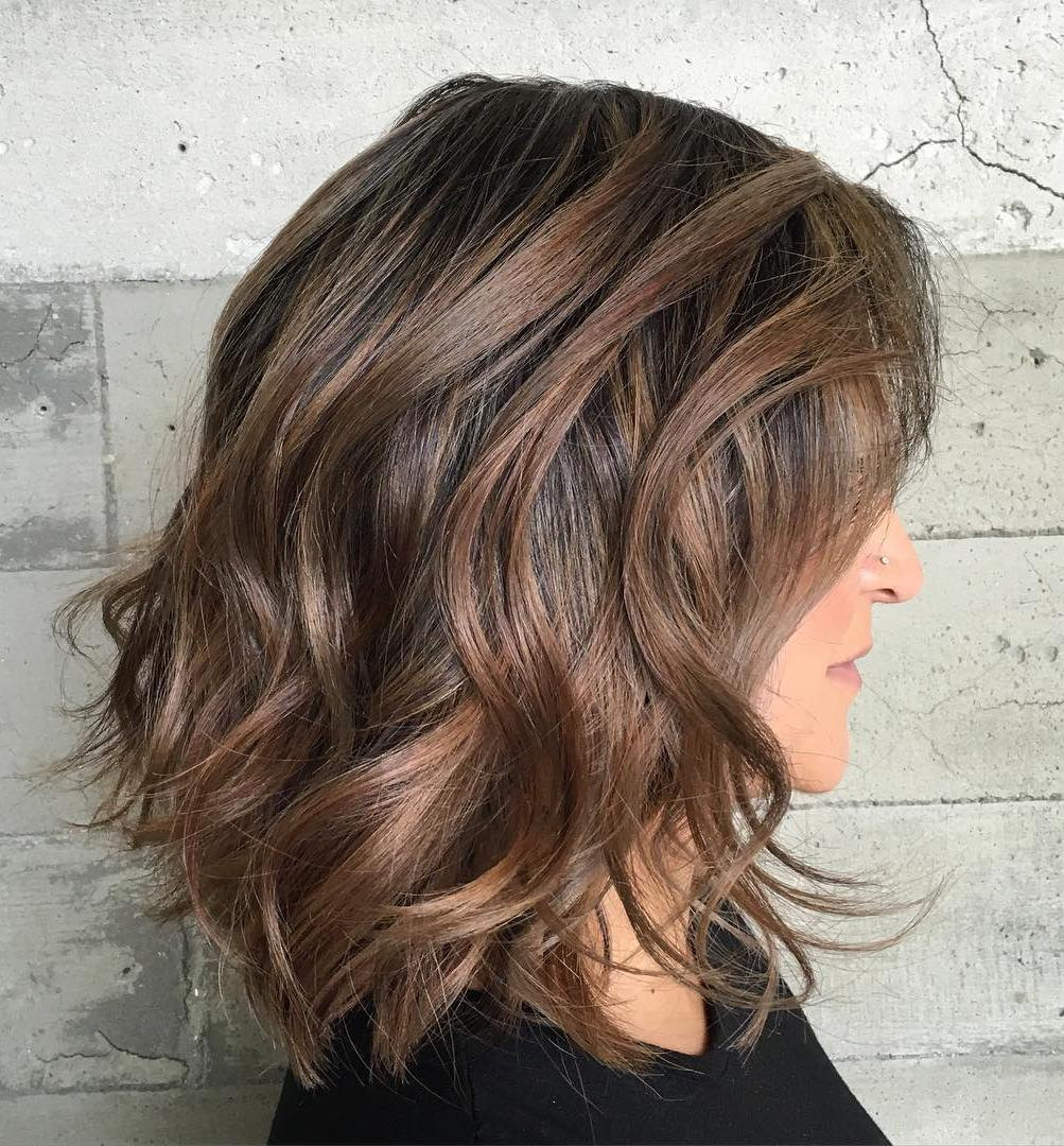 Hairstyles For Girls With Thick Hair  50 Most Magnetizing Hairstyles for Thick Wavy Hair