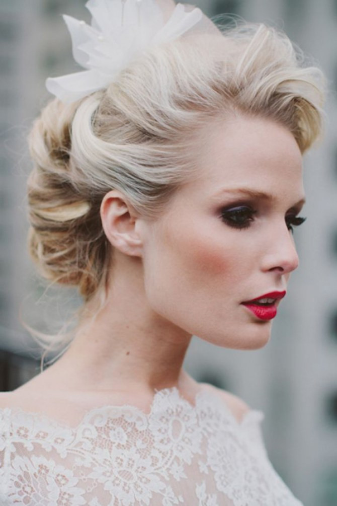 Hairstyles For Going To A Wedding  70 Wedding Hairstyles for Your Big Day