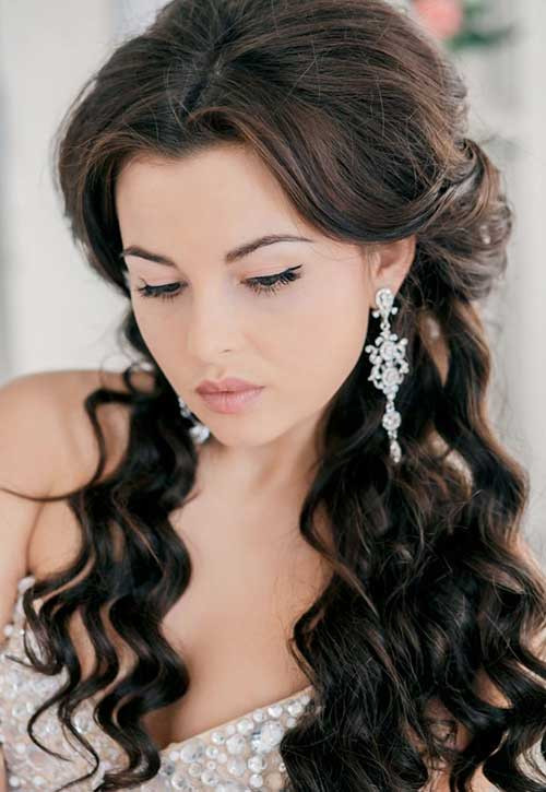 Hairstyles For Going To A Wedding  25 Unique Wedding Hairstyles