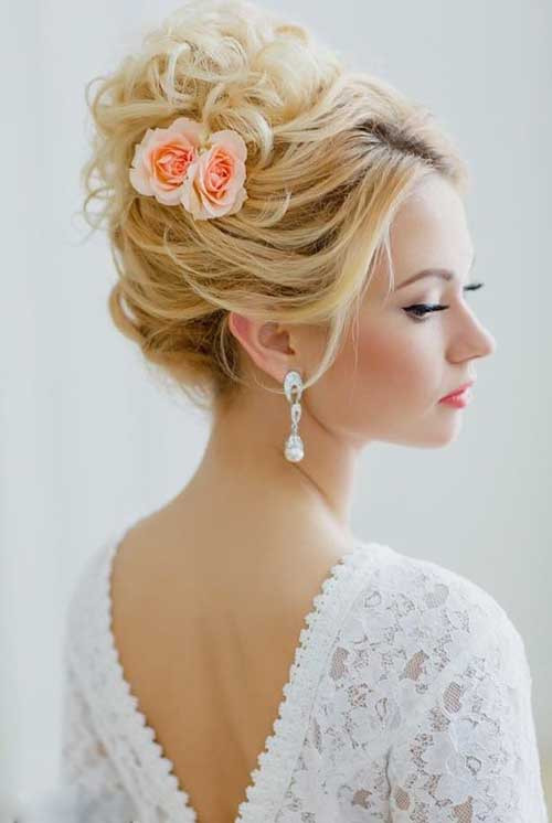 Hairstyles For Going To A Wedding  35 New Hairstyles for Weddings