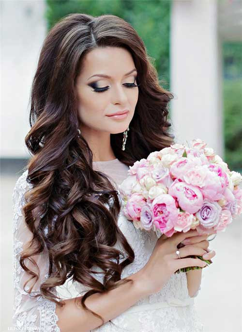 Hairstyles For Going To A Wedding  40 Hairstyles for Wedding
