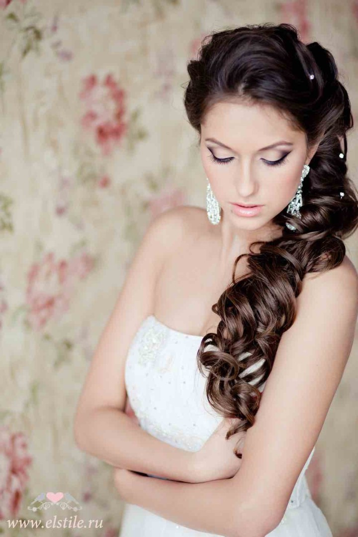 Hairstyles For Going To A Wedding  21 Classy and Elegant Wedding Hairstyles MODwedding