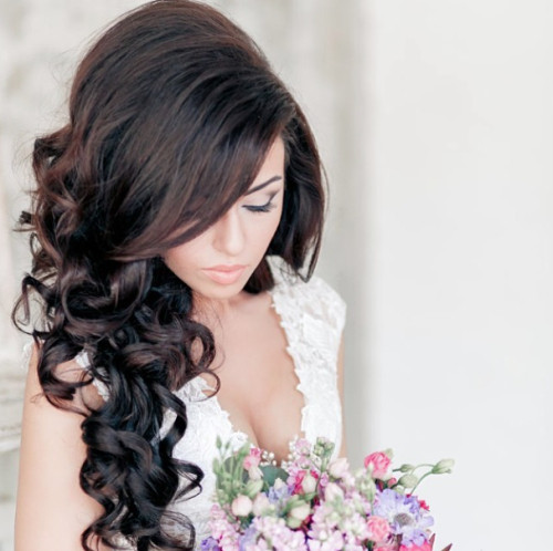 Hairstyles For Going To A Wedding  30 Classic Wedding Hairstyles & Updos Wedding Hair Ideas