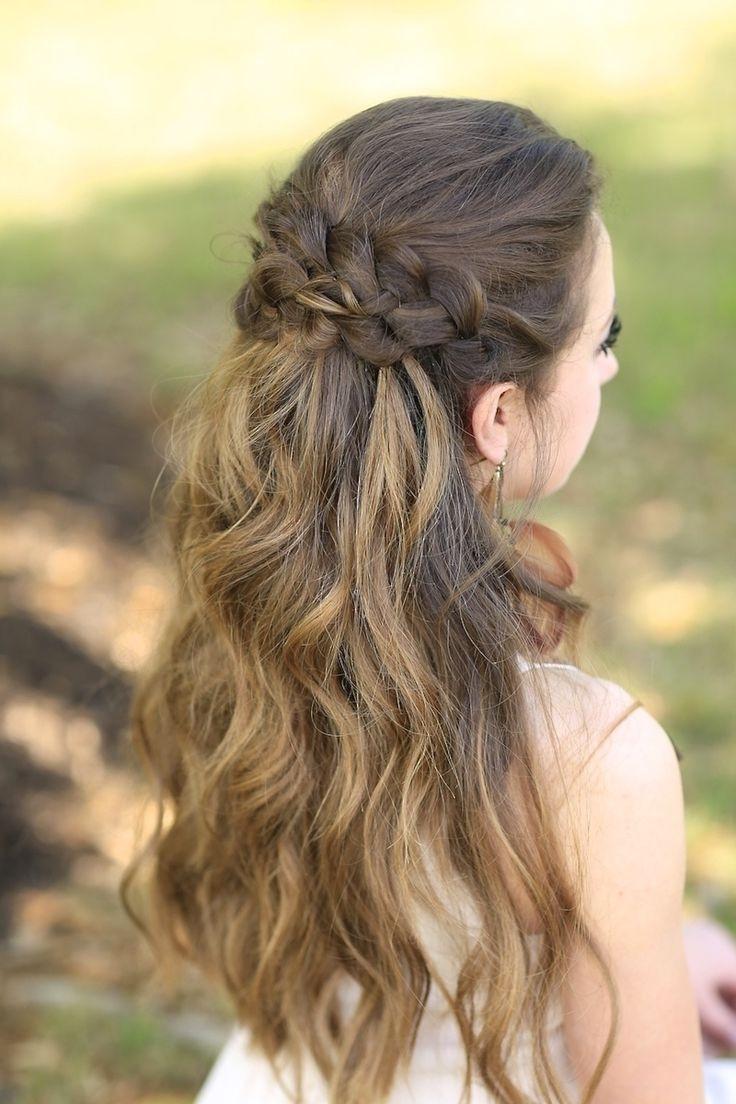 Hairstyles For Junior Bridesmaid  junior bridesmaid hairstyles HairStyles