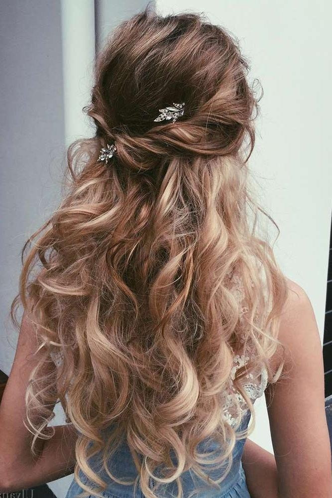 Hairstyles For Junior Bridesmaid  2018 Latest Long Hairstyles Dos