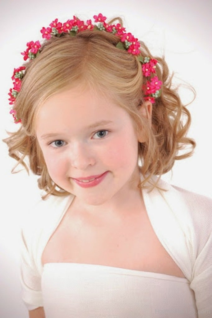 Hairstyles For Junior Bridesmaid  Junior Bridesmaid Hairstyles