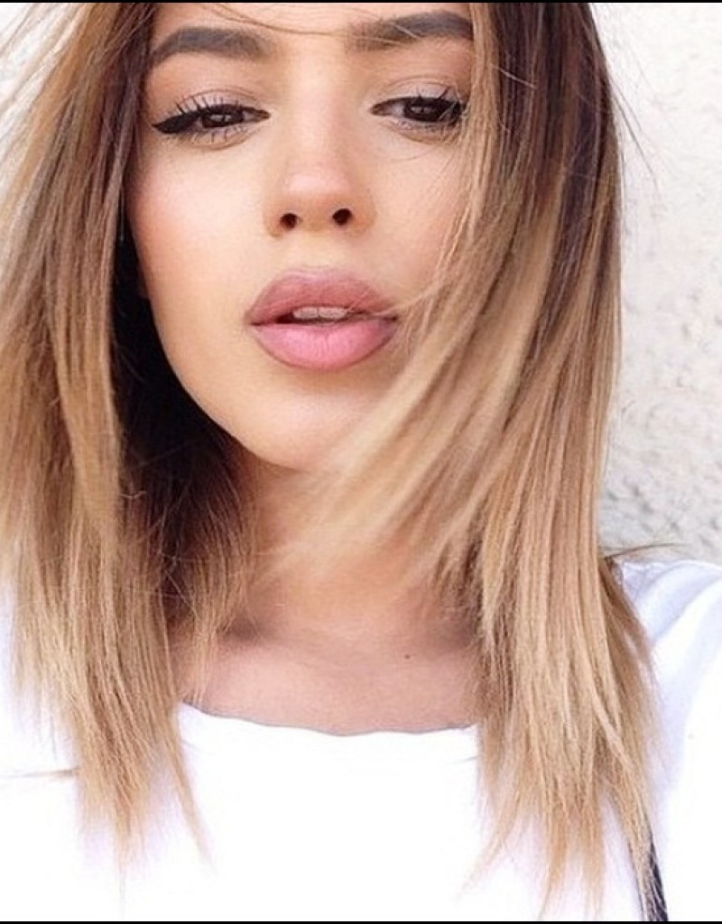 Hairstyles For Medium Length Hair  Exclusive Shoulder Length Hairstyles Hairstyle For Women