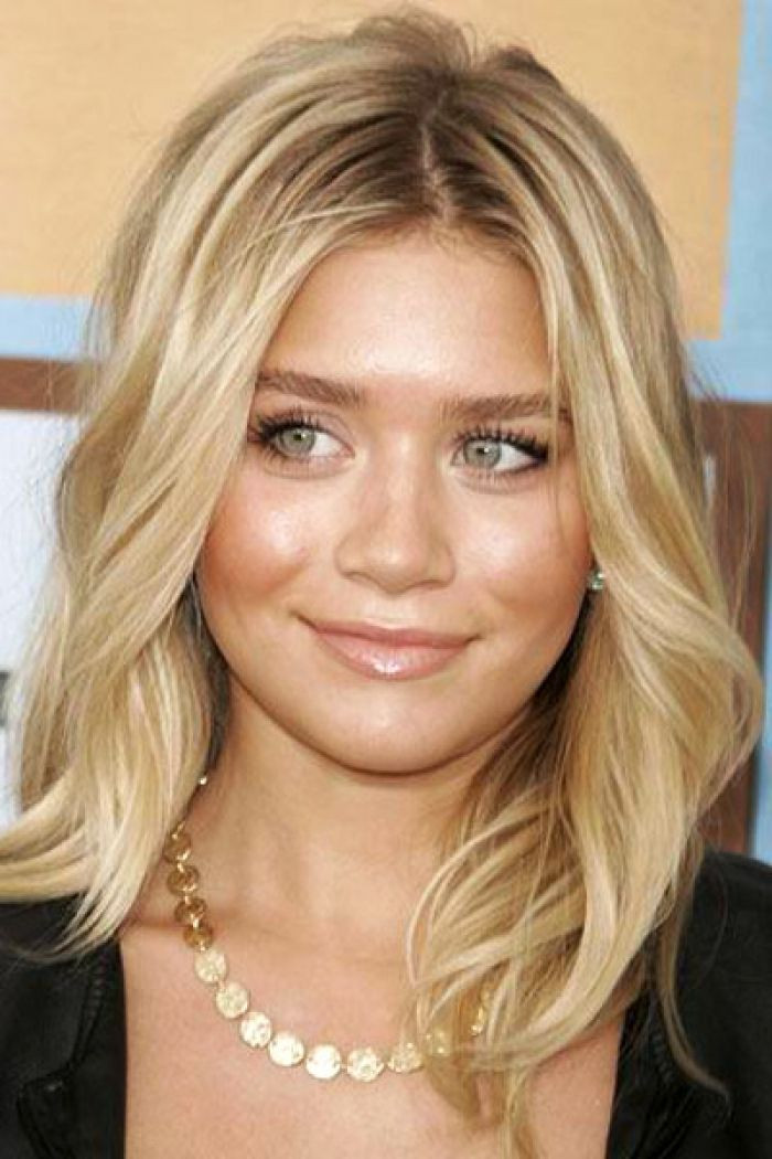 Hairstyles For Medium Length Hair  Top 20 medium length hairstyles with bangs for round faces