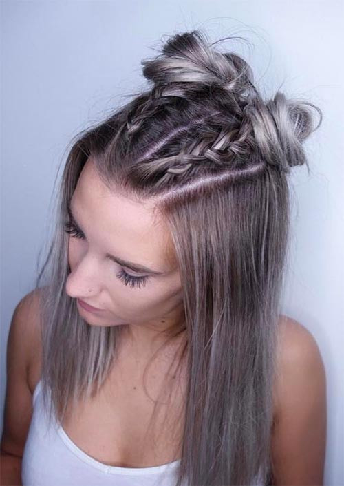 Hairstyles For Medium Length Hair  51 Medium Hairstyles & Shoulder Length Haircuts for Women