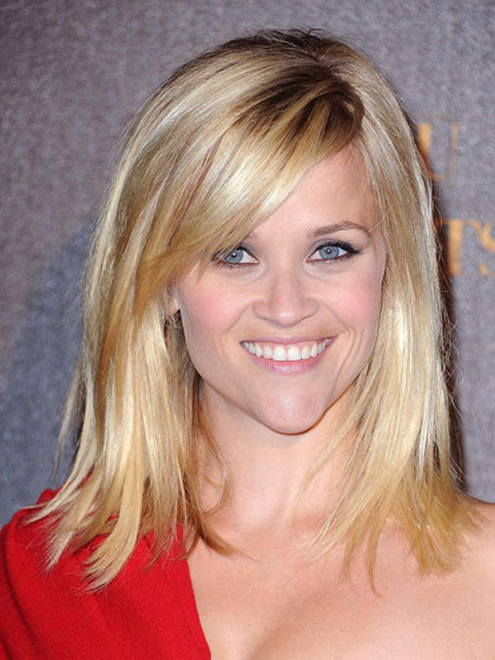 Hairstyles For Medium Length Hair  25 Medium Length Hairstyles to Steal from Celebrities