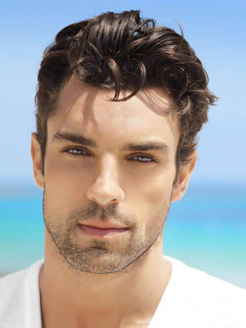 Best ideas about Hairstyles For Men With Thick Curly Hair . Save or Pin 30 Gorgeous Men's Hairstyles for Thick Hair Now.
