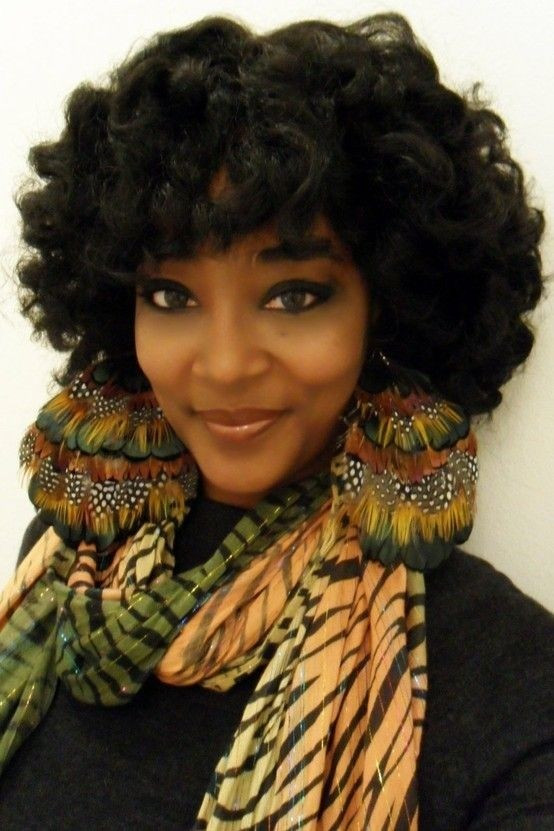 Hairstyles For Natural Curly Black Hair  28 Trendy Black Women Hairstyles for Short Hair PoPular