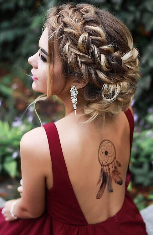 Hairstyles For Prom  69 Best Prom Hairdos to Make You Look The Stunning Best