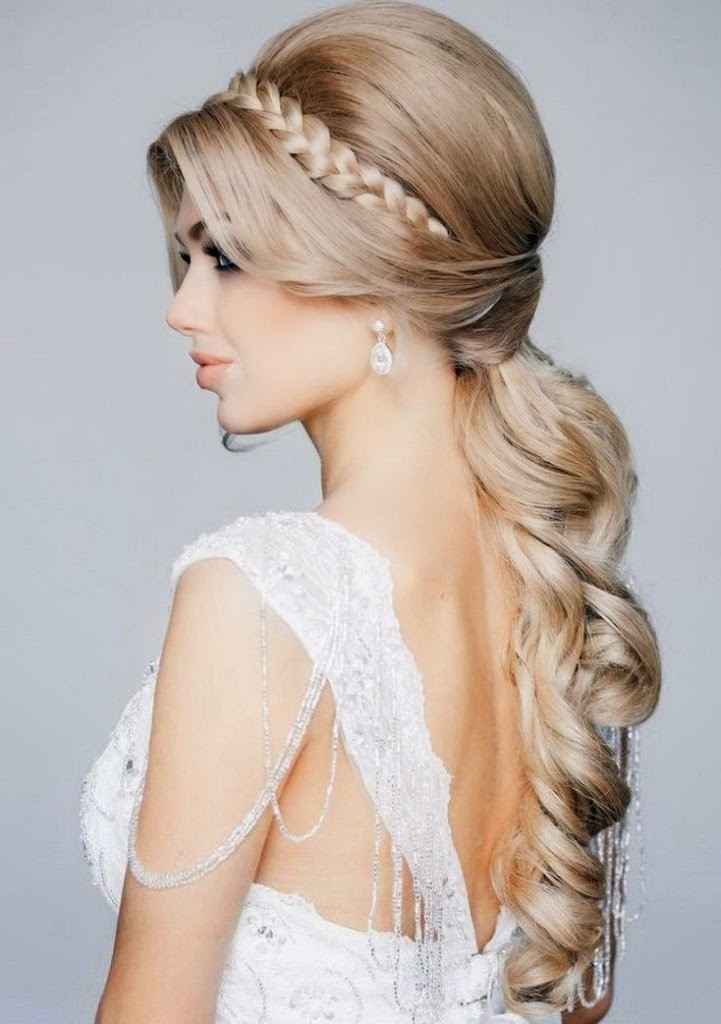Hairstyles For Prom  30 Elegant Prom Hairstyles Style Arena