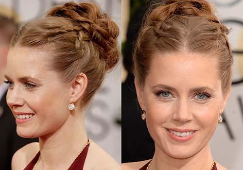 Hairstyles For Receding Hairline Female  Model hairstyles for Hairstyles For Receding Hairline