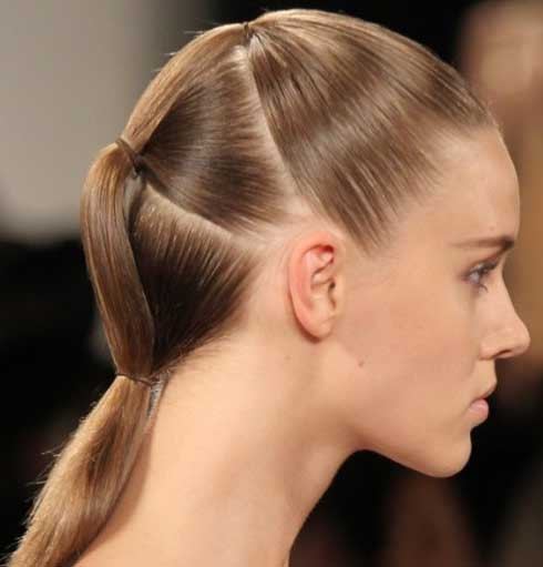 Hairstyles For Receding Hairline Female  Hairstyles To Cover Balding Crown