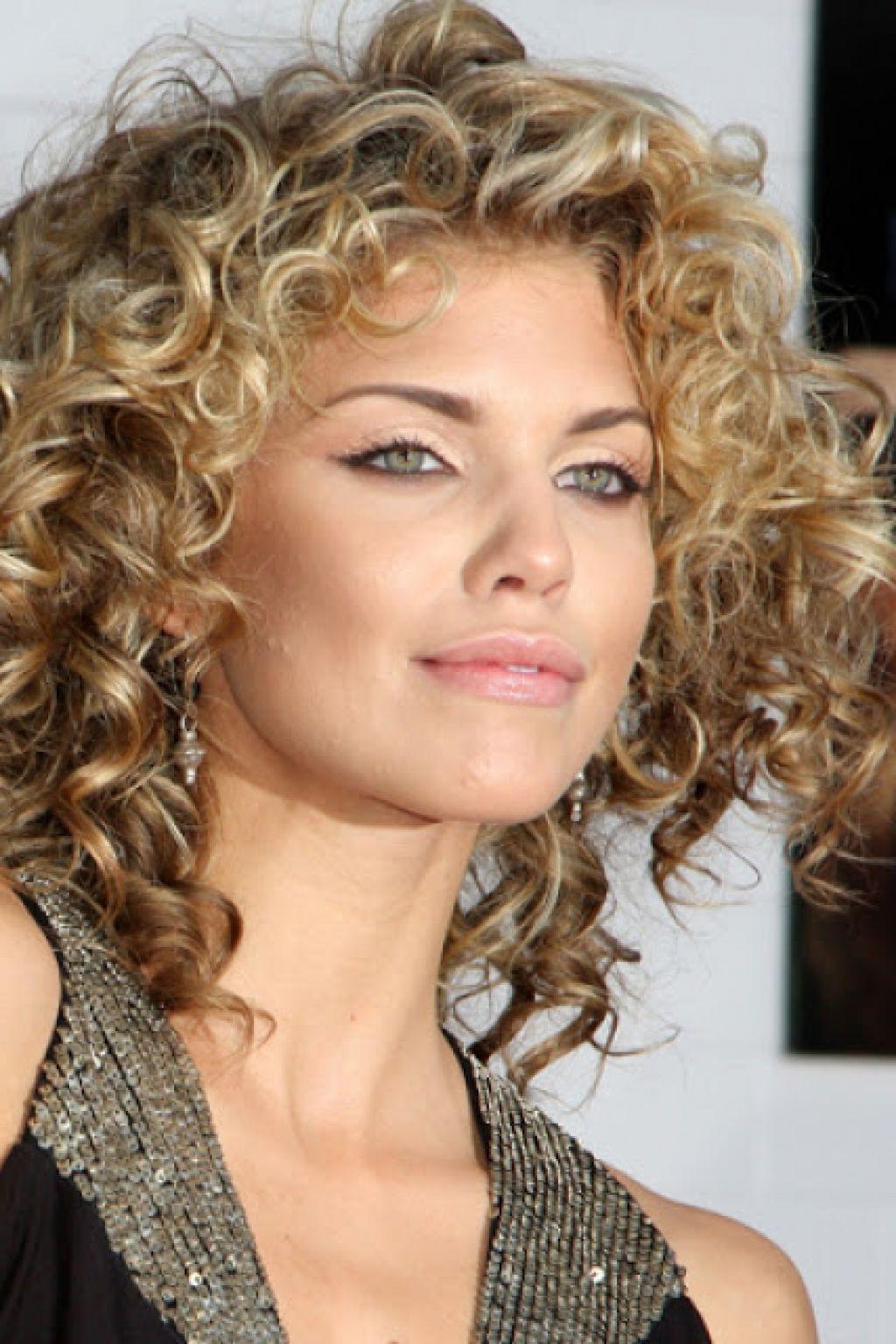 Hairstyles For Short Haircuts  35 tagli di capelli corti ricci sbarazzini simpatici ed