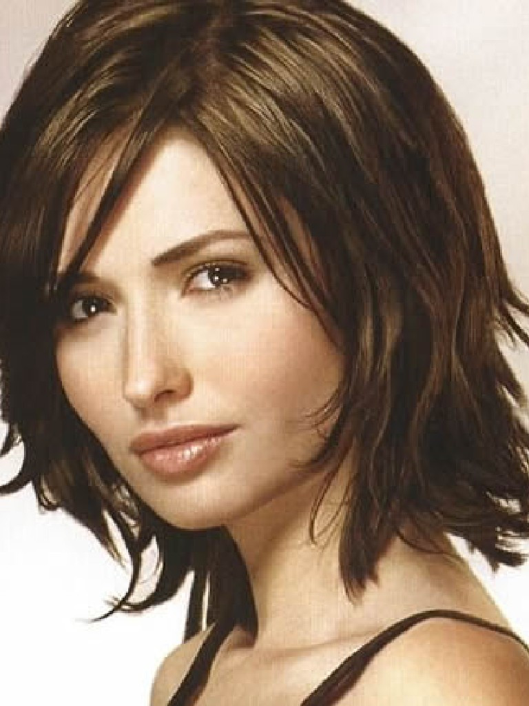 Best ideas about Hairstyles For Short To Medium Length Hair . Save or Pin Hairstyles part 04 Now.