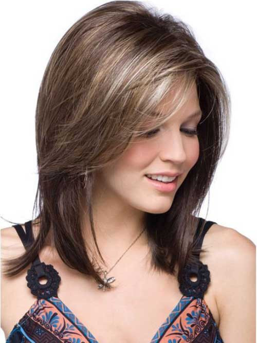 Best ideas about Hairstyles For Short To Medium Length Hair . Save or Pin 20 Best Short To Medium Length Haircuts Now.