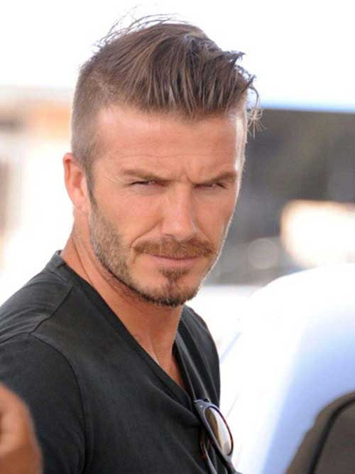 Best ideas about Hairstyles For Thin Hair Males . Save or Pin 15 Good Haircuts for Thin Hair Men Now.