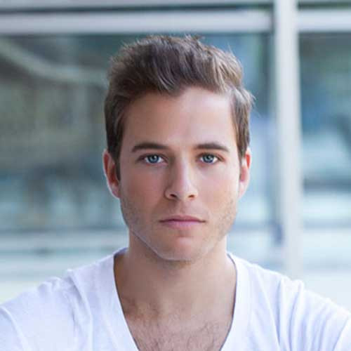 Best ideas about Hairstyles For Thin Hair Males . Save or Pin 15 Straight Hairstyles Men Now.