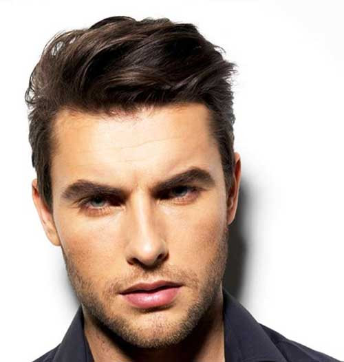 Best ideas about Hairstyles For Thin Hair Males . Save or Pin Hairstyles for Guys with Thin Hair Now.