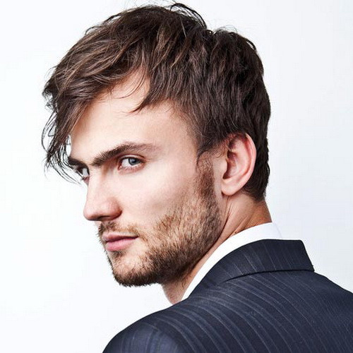 Best ideas about Hairstyles For Thin Hair Males . Save or Pin Mens Hairstyles for Thin Hair Now.