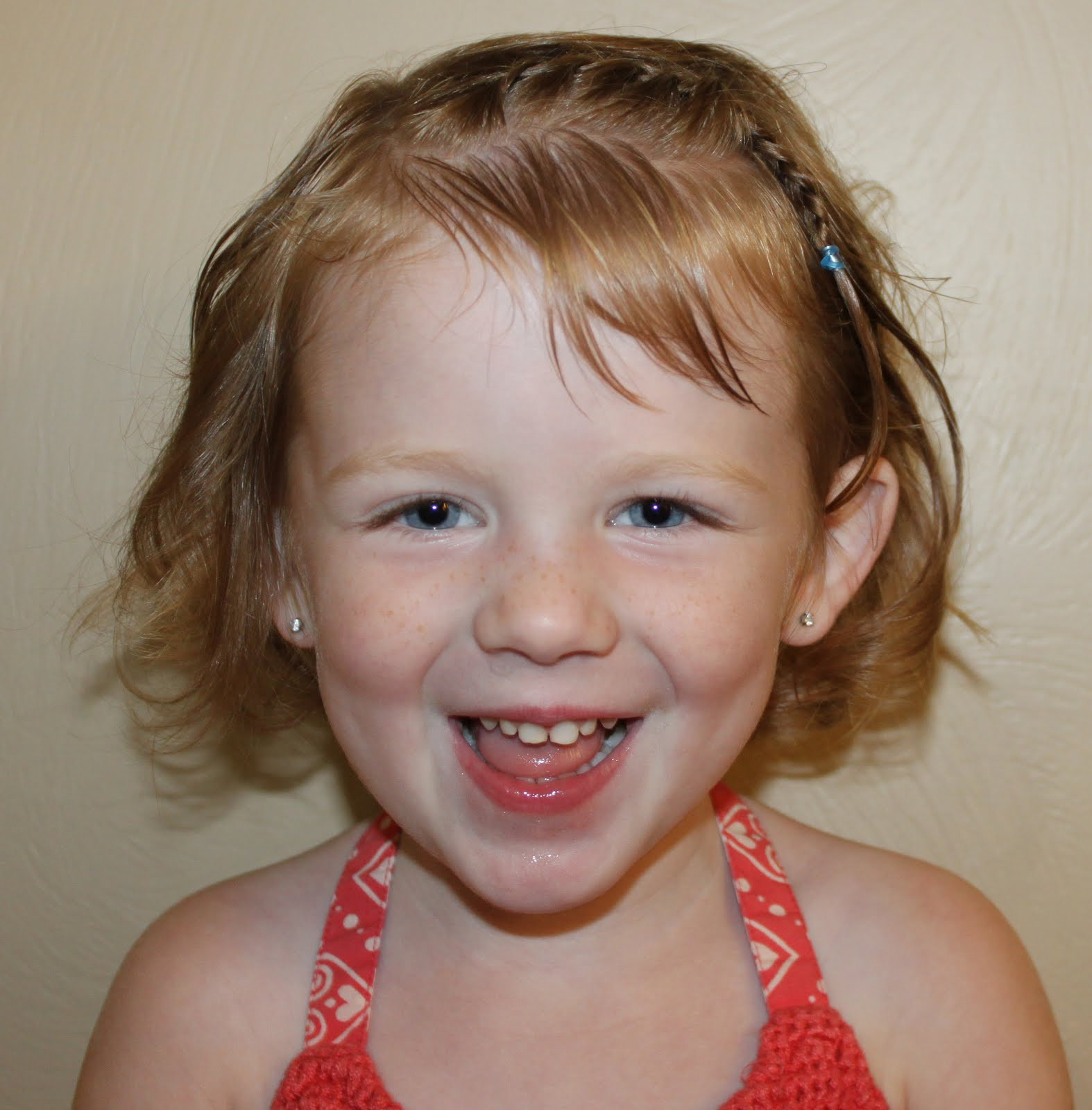 Hairstyles For Toddler Girls  Hairstyles for Girls The Wright Hair Toddler French Braid