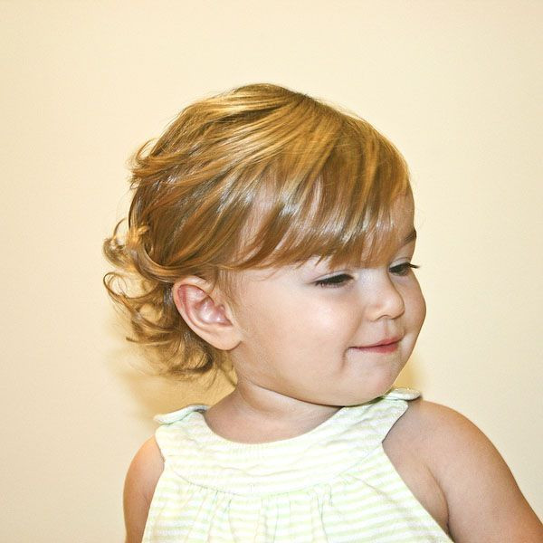 Hairstyles For Toddler Girls  Curly Hair Style For Toddlers And Preschool Boys Fave