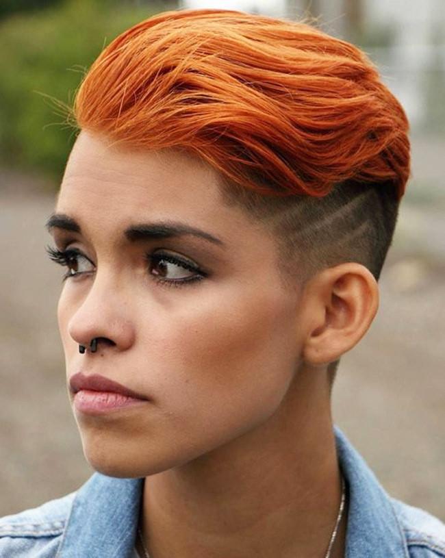 Hairstyles For Undercut  Women Hairstyle Trend in 2016 Undercut hair