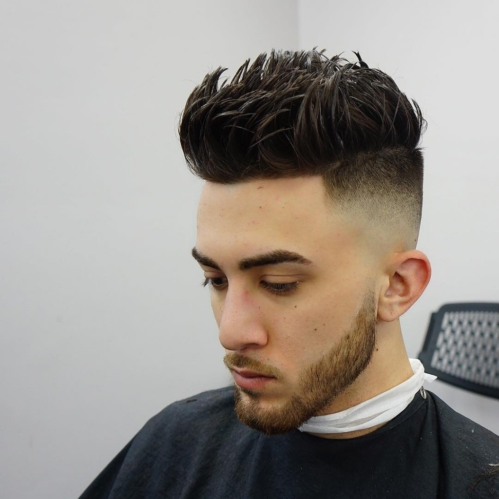 Hairstyles For Undercuts  Best Undercut Hairstyle For Mens