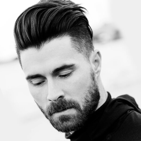 Hairstyles For Undercuts  Undercut hairstyle for men