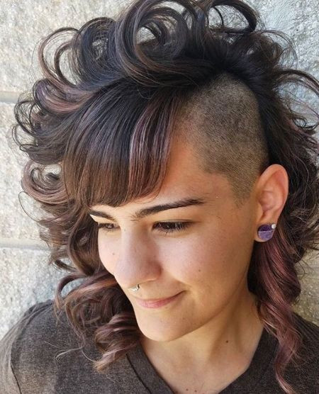Hairstyles For Undercuts  66 Shaved Hairstyles for Women That Turn Heads Everywhere