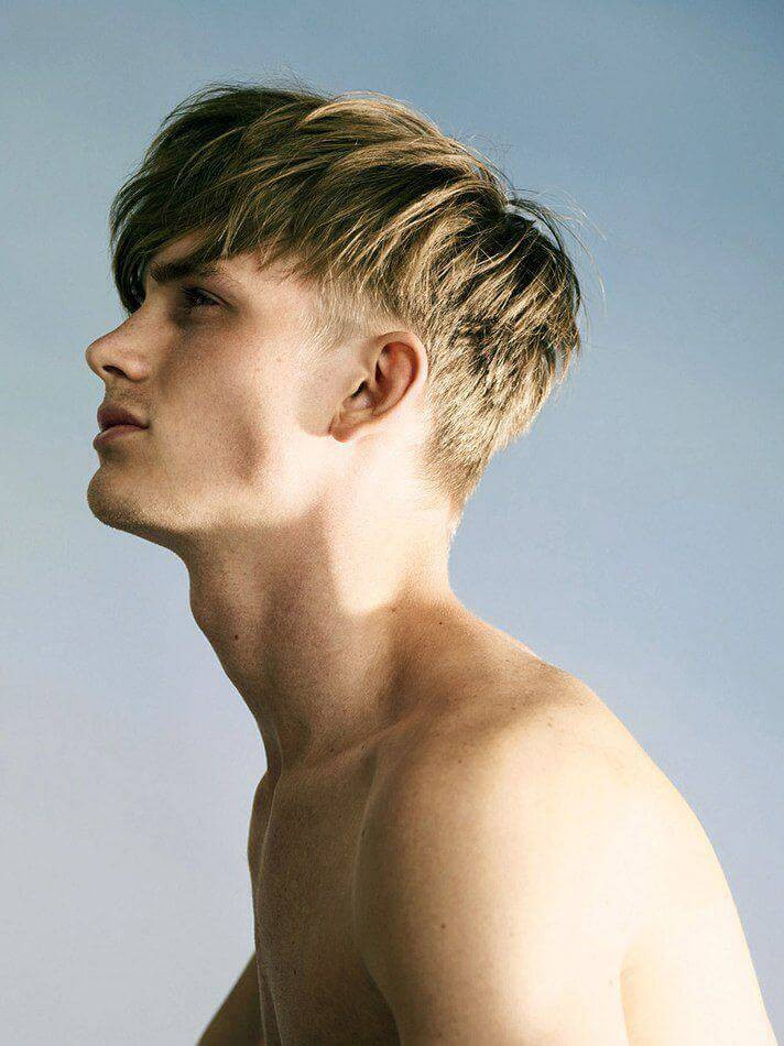 Hairstyles For Undercuts  Undercut Hairstyles For Men
