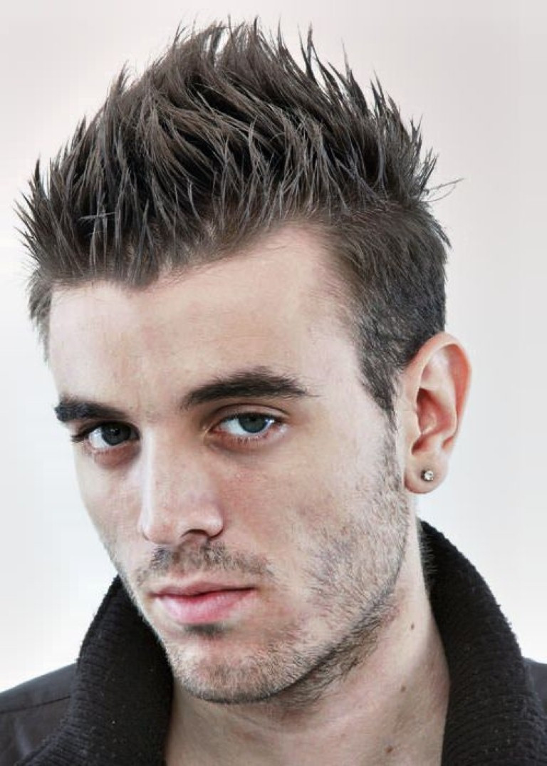 Hairstyles Male  30 The Latest Hairstyles For Men 2016 Mens Craze