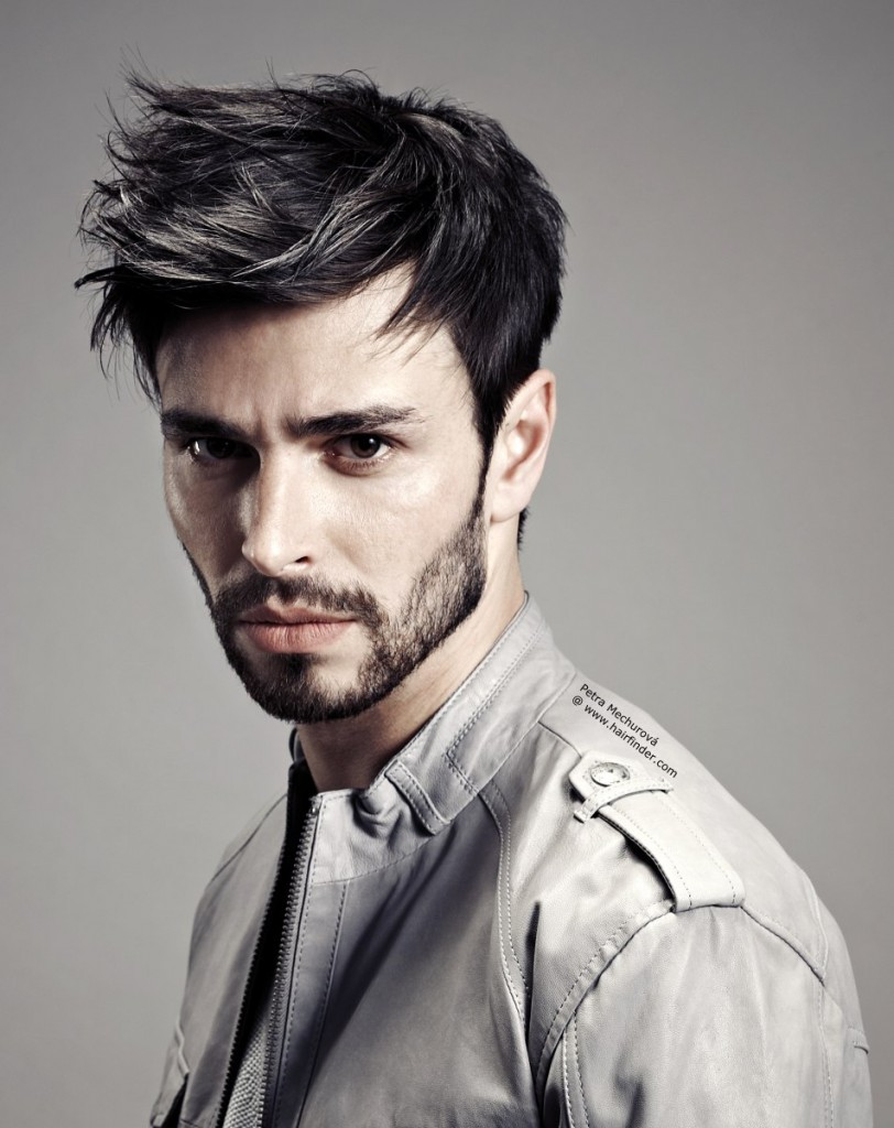 Hairstyles Male  Hipster Haircut For Men 2015