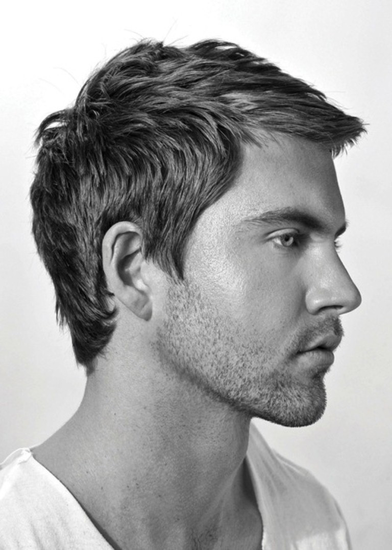 Hairstyles Male  Best Short Hairstyles for Men