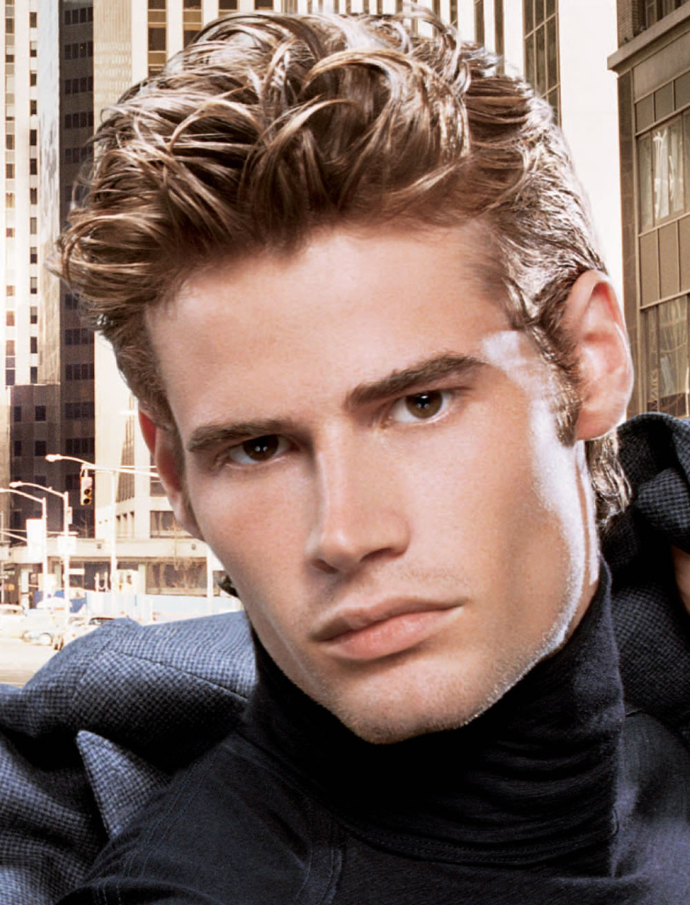 Hairstyles Male  Top 20 Hairstyles for Men 2018 – Best Haircut Ideas for