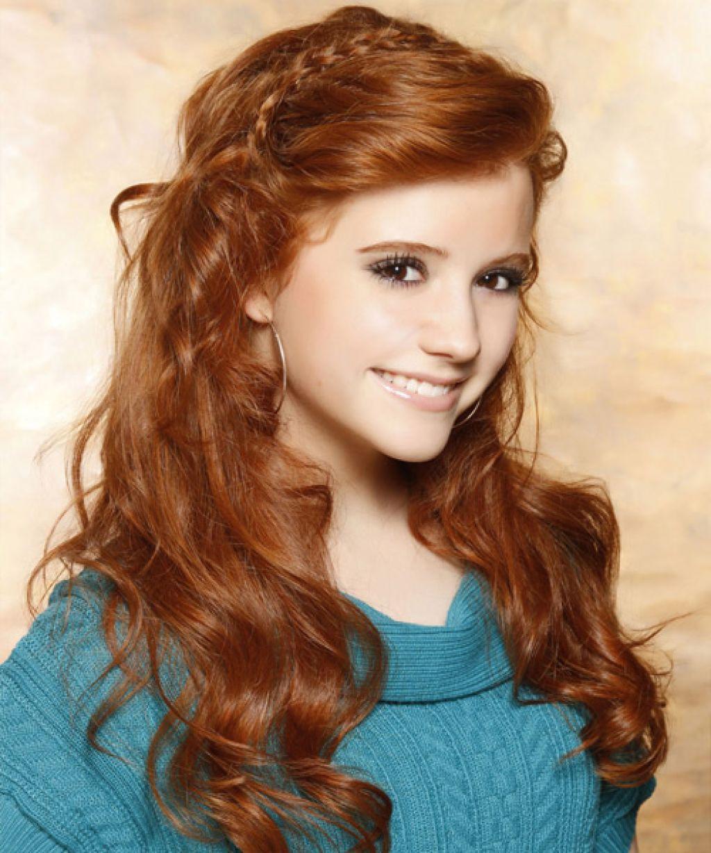 Hairstyles Teen Girls  Cute Teenage Girl Hairstyles Hairstyles Inspiration
