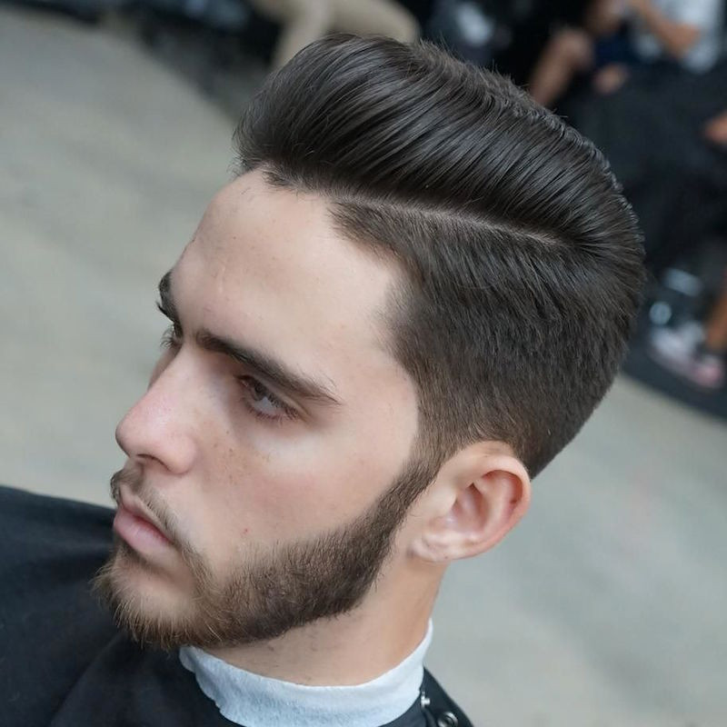 Best ideas about Hairstyles Undercut . Save or Pin 30 Tren st Undercut Hairstyles For Men Now.